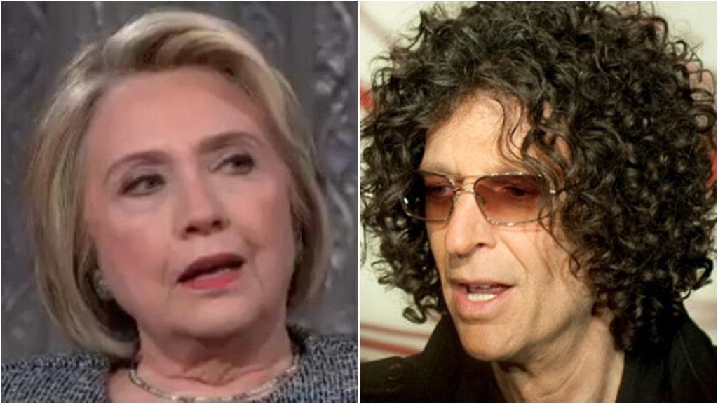 Hillary Clinton clears up 'lesbian' rumors, tells Howard Stern: 'I actually like men'