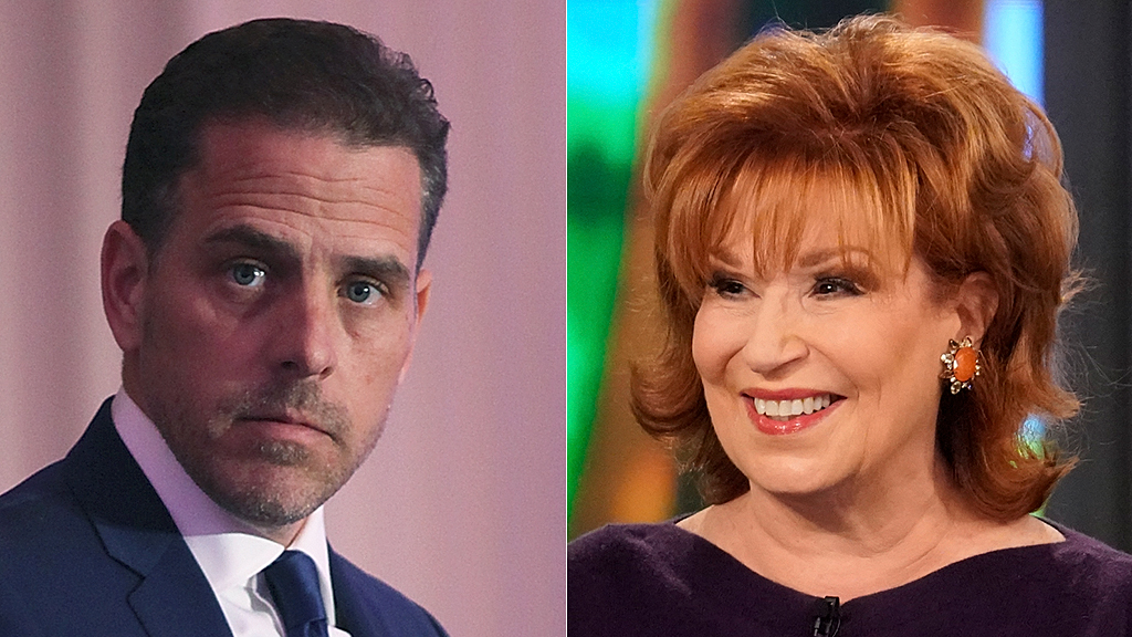Westlake Legal Group Hunter-Biden-Joy-Behar-Getty-ABC Joy Behar acknowledges Hunter Biden benefited from 'nepotism': 'Call it what it is' Sam Dorman fox-news/politics/trump-impeachment-inquiry fox-news/person/joy-behar fox-news/person/joe-biden fox-news/entertainment/the-view fox news fnc/media fnc article 005b175c-284c-5ae9-95c4-c5aef03b1096