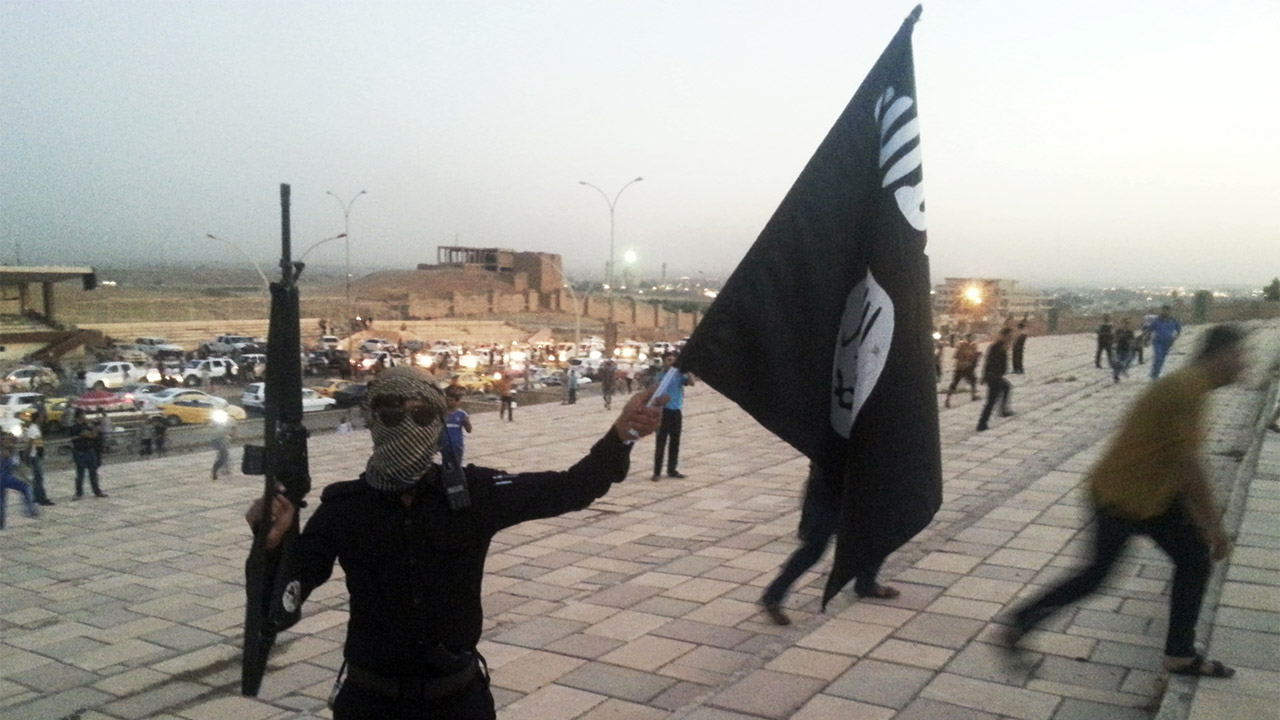 Westlake Legal Group ISIS-Militant-Reuters Niger terror attack: ISIS-linked militants claim responsibility for massacre Nick Givas fox-news/world/world-regions/africa fox-news/world/terrorism/isis fox-news/world/terrorism fox-news/us/terror fox news fnc/world fnc c1afb81d-6ca2-5d0c-af4b-20151db4d45a article