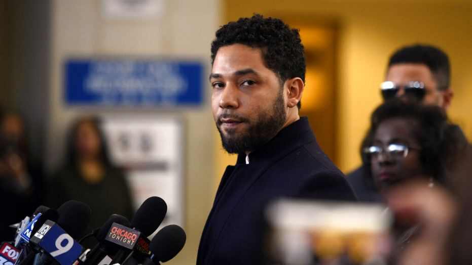 Westlake Legal Group Jussie-Smollett Jussiee Smollett will not return for 'Empire' finale, Fox exec says Nate Day fox-news/person/jussie-smollett fox-news/entertainment/tv fox-news/entertainment/celebrity-news fox-news/entertainment fox news fnc/entertainment fnc article 9f1eb12a-fa39-51c0-963f-0048769c1feb