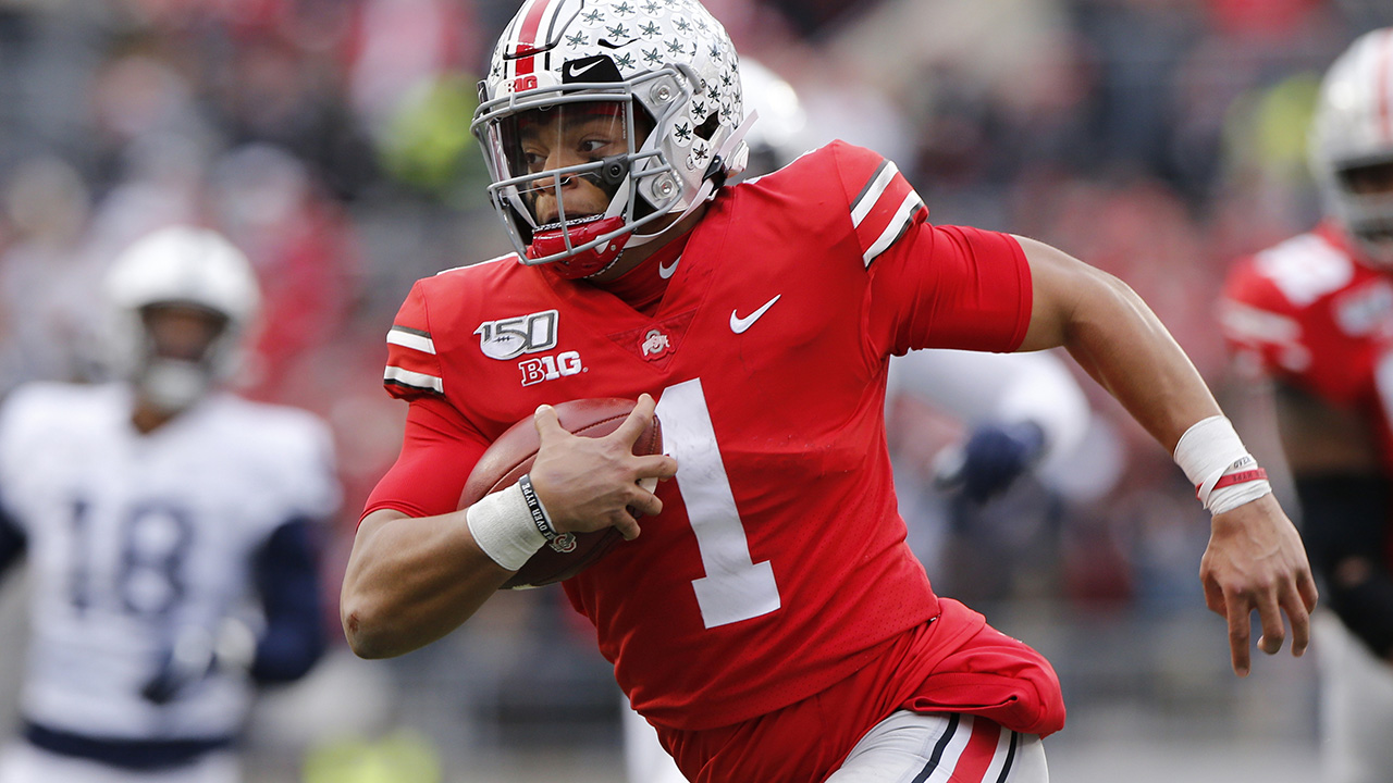 Ohio State's Justin Fields gives three-letter response to Big Ten postponing football season – Fox News