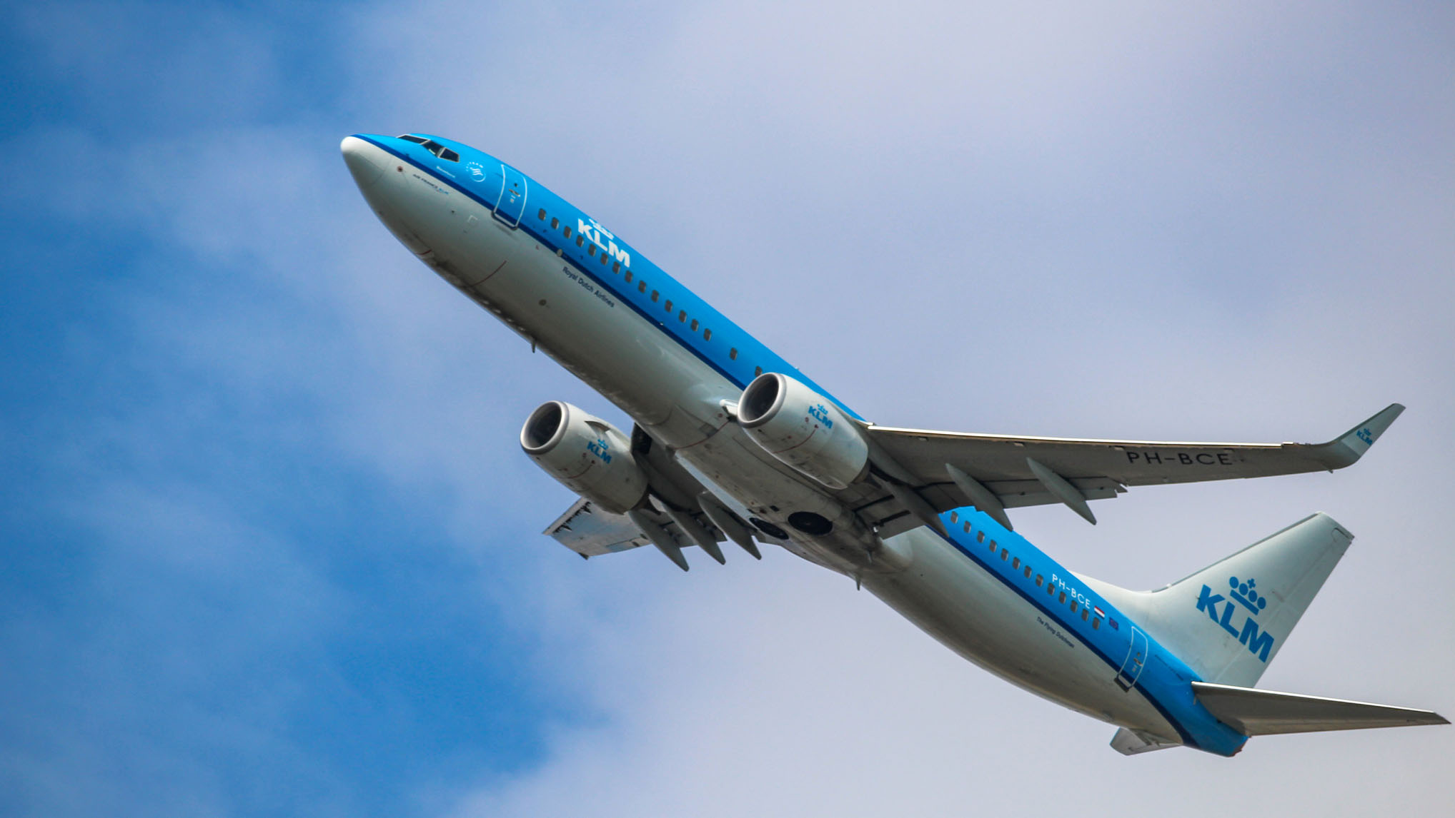 KLM passengers spend 11 hours in the air going nowhere thanks to volcanic eruption and horses