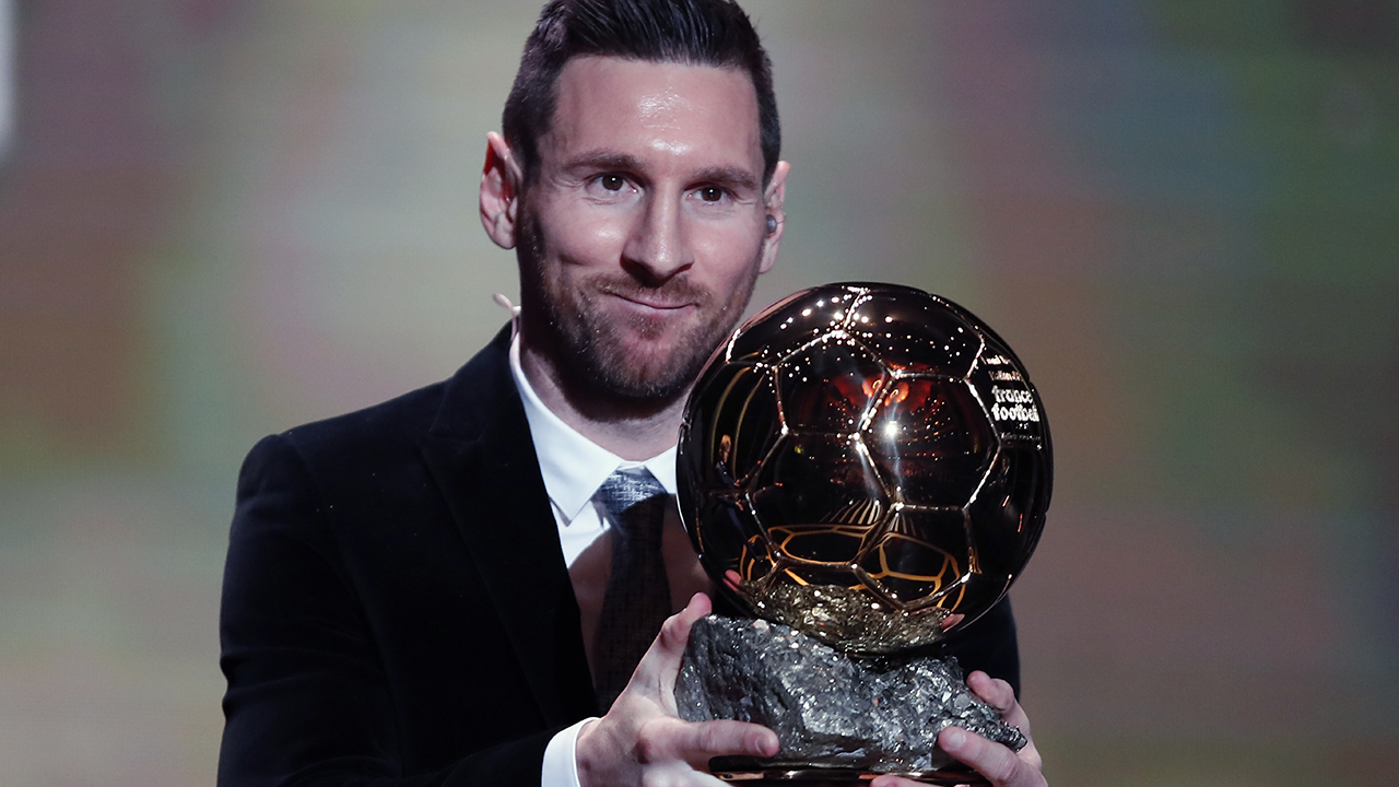 Messi, US captain Rapinoe win Ballon d'Or awards