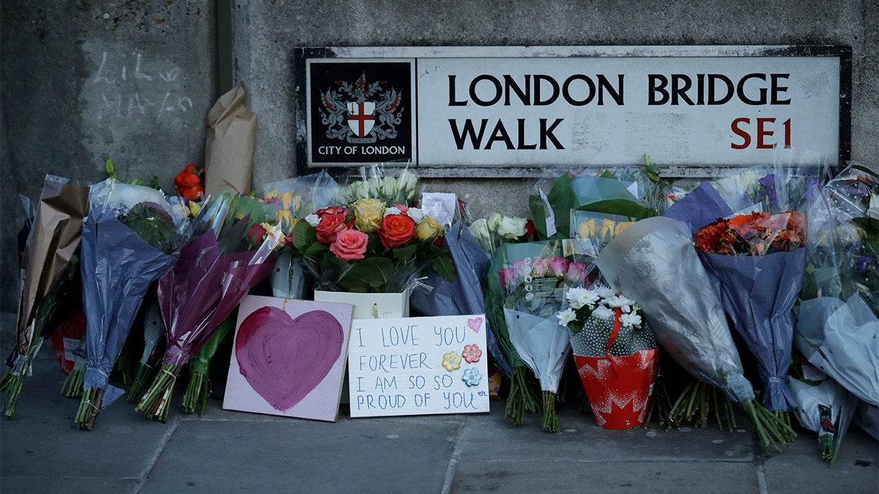 London Bridge-held, gedämpft terrorist mit Narwal-Stoßzahn erzählt, Vorfall