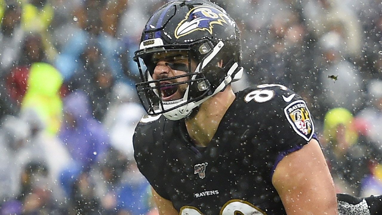 Westlake Legal Group Mark-Andrews Ravens' Mark Andrews hits back at 49ers' Nick Bosa with his own flag-plant celebration Ryan Gaydos fox-news/sports/nfl/san-francisco-49ers fox-news/sports/nfl/baltimore-ravens fox-news/sports/nfl fox-news/sports/ncaa/oklahoma-sooners fox-news/sports/ncaa/ohio-state-buckeyes fox news fnc/sports fnc article ac8fe6a6-6195-592f-8522-ac8234652608