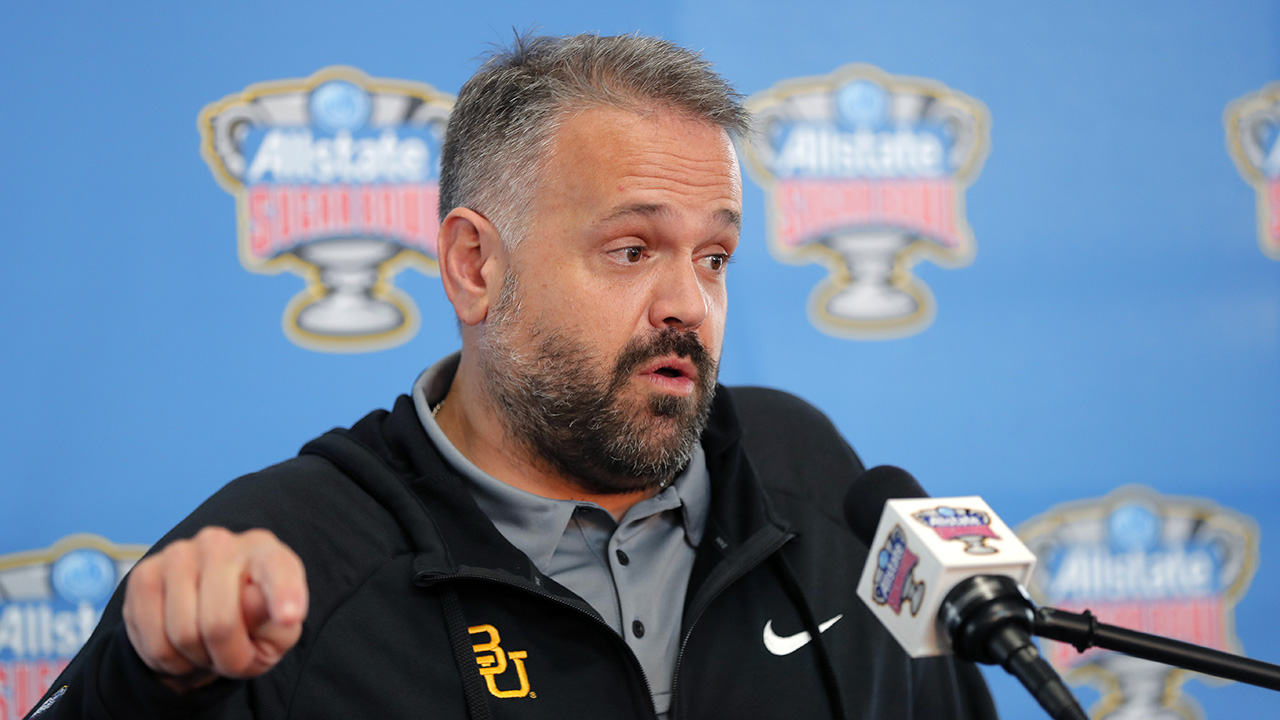 Westlake Legal Group Matt-Rhule Carolina Panthers to hire Matt Rhule as head coach: reports Ryan Gaydos fox-news/sports/nfl/carolina-panthers fox-news/sports/nfl fox-news/sports/ncaa/baylor-bears fox-news/sports/ncaa-fb fox-news/sports/ncaa fox news fnc/sports fnc article 5071a912-a5e8-59df-ab3c-8f1fcedc3d70
