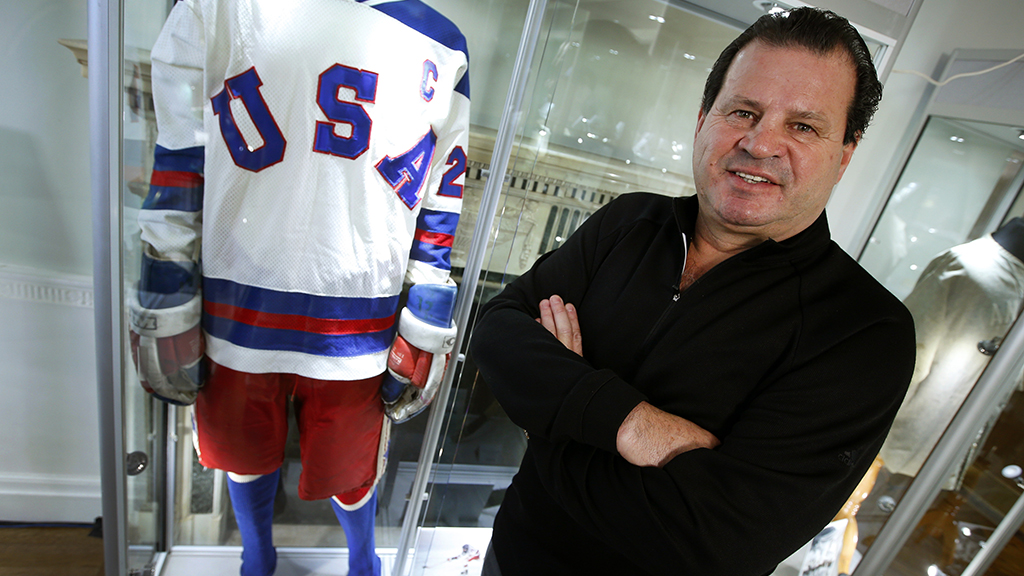 Westlake Legal Group Mike-Eruzione Mike Eruzione on the 'Miracle on Ice' 40 years later: 'We showed the world what makes this country great' Victor Garcia fox-news/topic/fox-news-radio fox-news/sports/olympics fox-news/media/fox-news-flash fox news fnc/media fnc article 4cc0032b-cf5c-5c55-b99e-dd44547ade04