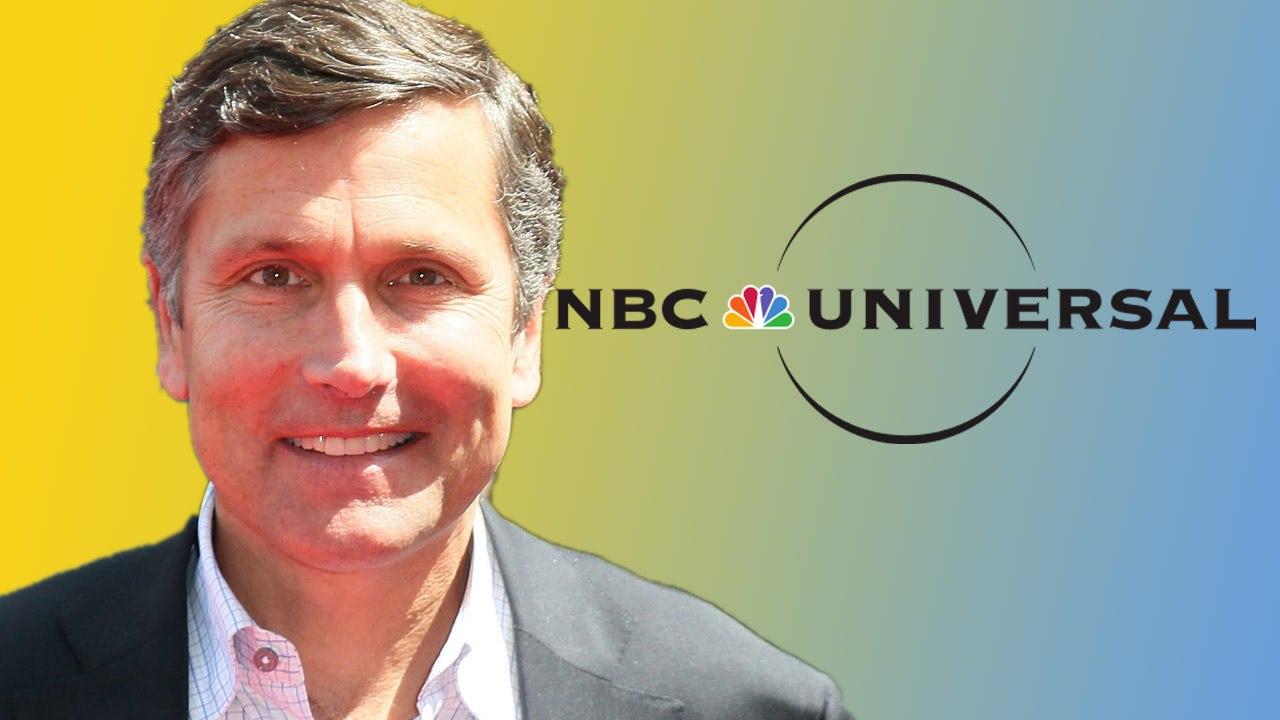 NBCUniversal CEOスティーブ-バークに設定出口より当社が2020年まで続いていNBCニュース不祥事報告