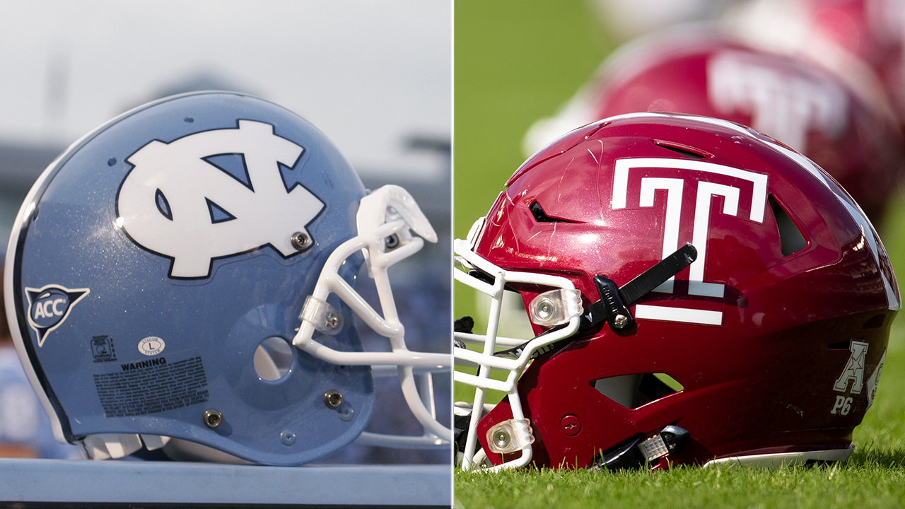 Westlake Legal Group NC-Temple-Getty Military Bowl 2019: Temple vs. North Carolina preview, how to watch & more Ryan Gaydos fox-news/sports/ncaa/north-carolina-tar-heels fox-news/sports/ncaa/college-football-bowl-season fox-news/sports/ncaa-fb fox-news/sports/ncaa fox news fnc/sports fnc article 9fda902a-d760-5dee-b2b7-386653a9c0a2