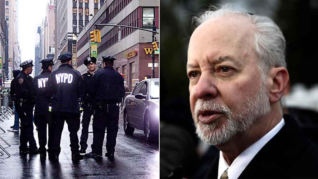 Rabbi Jeffrey Myers auf die wachsende Zahl antisemitischer Angriffe: 'Schande über Amerika