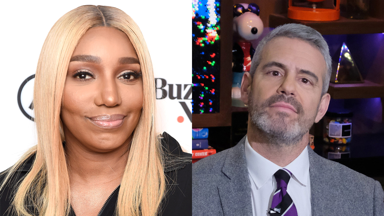 Westlake Legal Group NeNe-Leakes-andy-cohen NeNe Leakes slams Andy Cohen after he mentions her repeat outfit Nate Day fox-news/shows/the-real-housewives fox-news/entertainment/style fox-news/entertainment/genres/reality fox-news/entertainment/celebrity-news fox-news/entertainment fox news fnc/entertainment fnc article 83fe0e75-c859-599f-8ed9-109acbd4792c