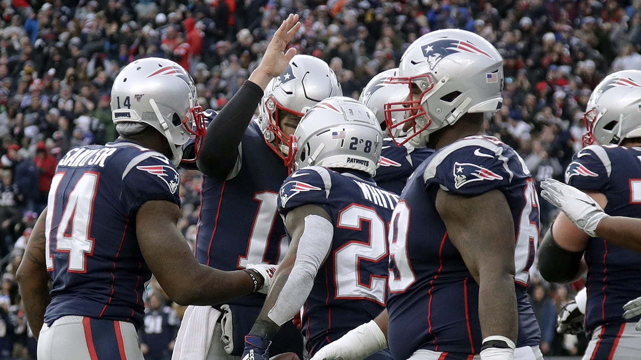 Patriots vs. Titans: AFC Wild Card playoff-Vorschau, mal