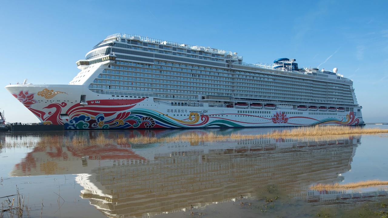Norwegian cruise ship docks after 20 passengers report 'unspecified illness,' officials say