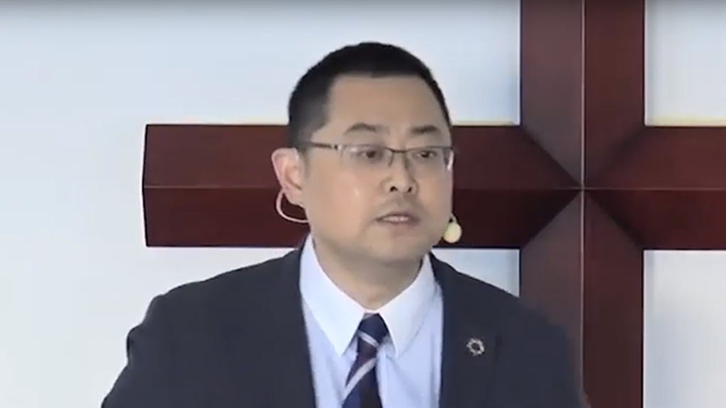 China sentences Christian pastor to 9 years in prison