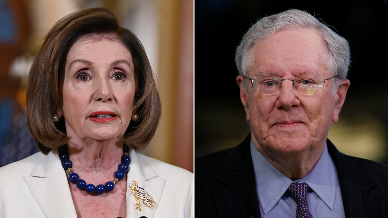 Westlake Legal Group Pelosi-Forbes-RT Steve Forbes attacks Pelosi's 'socialist' drug pricing bill after she compromises with progressives Sam Dorman fox-news/politics/house-of-representatives/health-care fox-news/politics/house-of-representatives/democrats fox-news/person/nancy-pelosi fox news fnc/politics fnc article 3397c980-0f53-58ff-8826-4573d4dad96f