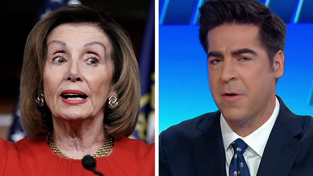 Donald trump Jesse Watters on Senate impeachment trial: Calling witnesses would be a 'role of the dice' for Democrats thumbnail