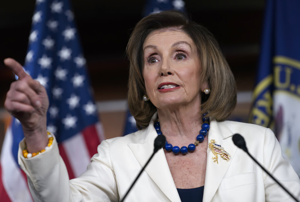 Westlake Legal Group Pelosi120619 Pelosi argues Trump 'cannot be acquitted,' suggests defense team should be disbarred fox-news/politics/trump-impeachment-inquiry fox-news/politics/senate fox-news/politics/house-of-representatives fox-news/person/nancy-pelosi fox news fnc/politics fnc Dom Calicchio d2f17ce2-9724-5822-88e8-26176f99a81e article