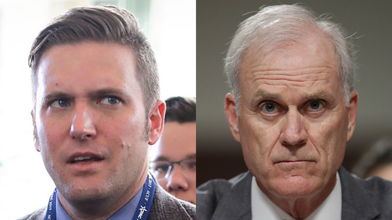 Westlake Legal Group Richard-Spencer-supremacist-navy MSNBC's 'AM Joy' is 'deeply sorry' for using picture of white supremacist instead of former Navy secretary Nick Givas fox-news/tech/topics/us-navy fox-news/media fox news fnc/media fnc article 130d1af8-437b-5eba-9022-2c9faea8f014