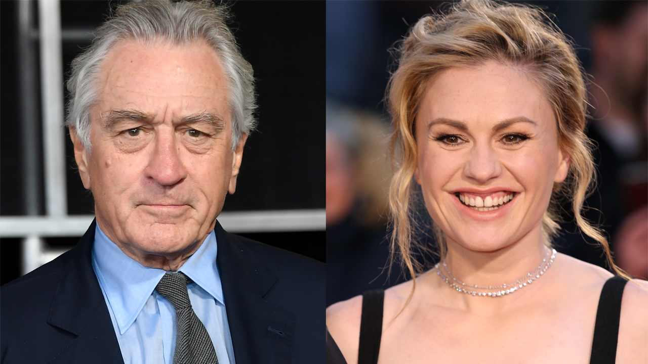 Robert De Niro defends Anna Paquin's seven-word role in 'The Irishman'
