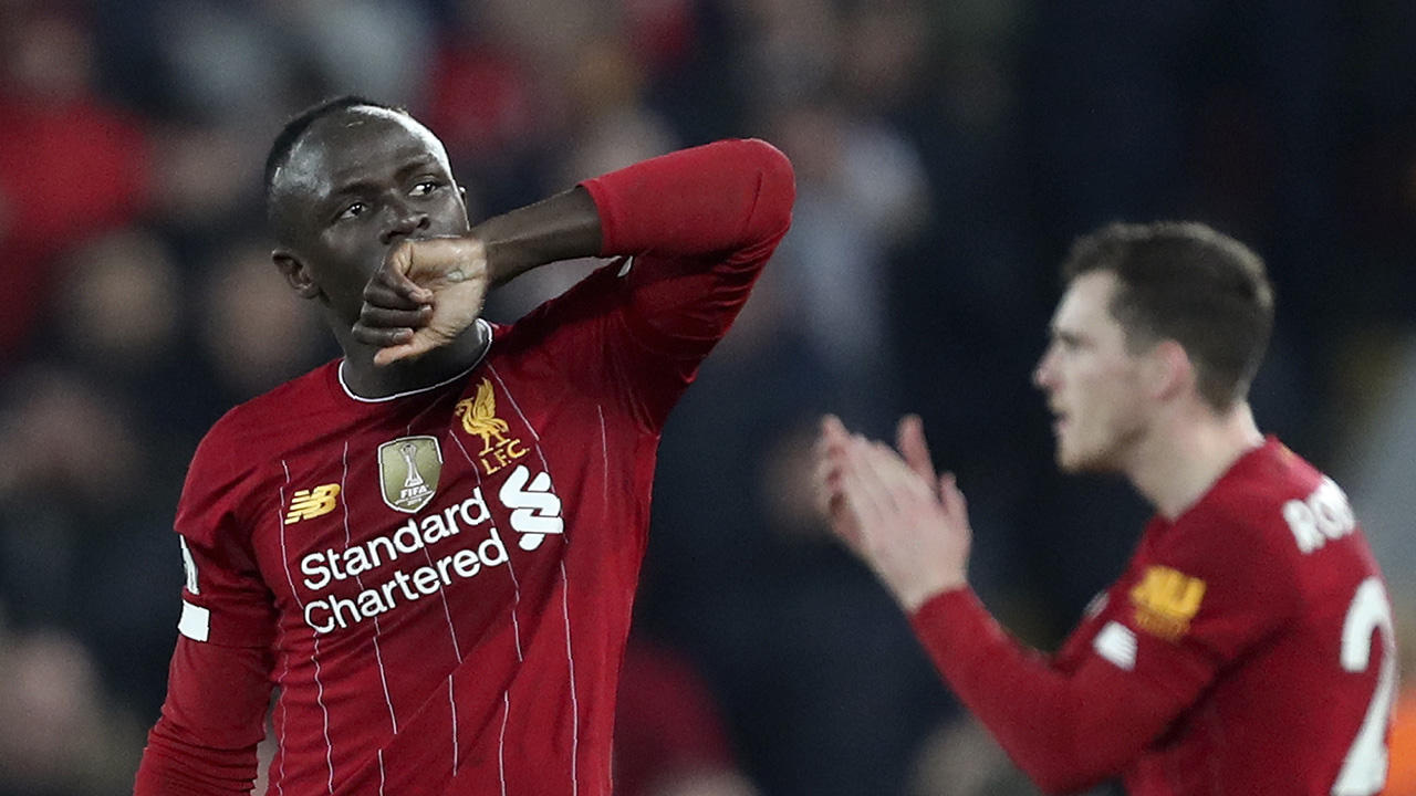 Westlake Legal Group Sadio-Mane Liverpool 50 games unbeaten at home with 1-0 win v Wolves fox-news/sports/soccer fnc/sports fnc d81bb9d5-8f58-5603-8221-bc916891ebf6 Associated Press article