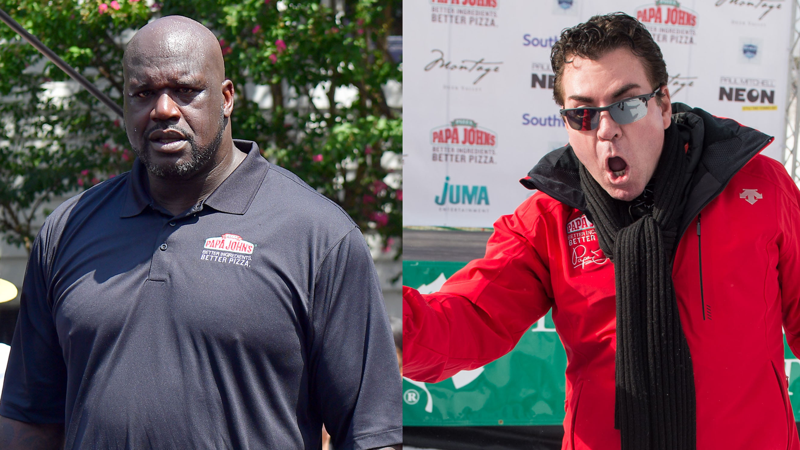 Former Papa John's CEO criticized by Shaq: 'Sometimes people don't know when to keep their mouths shut'