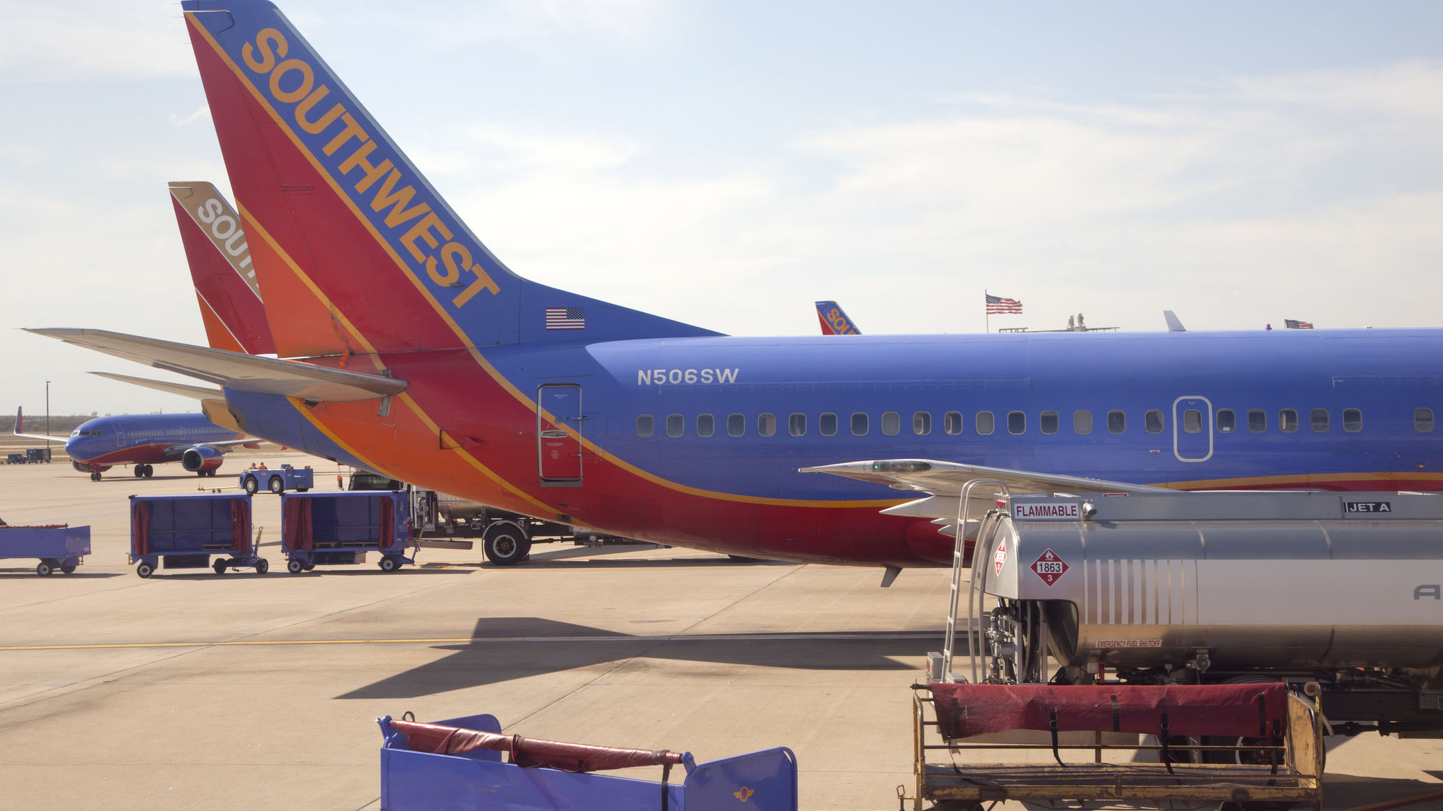 Westlake Legal Group Southwest-airlines Southwest Airlines passenger says flight attendant complained about 'Muslim woman' for 'making people uncomfortable' Michael Hollan fox-news/travel/general/airlines fox news fnc/travel fnc d72b242d-2750-54fb-810f-dc5e9658d688 article