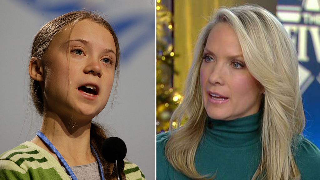 Dana Perino: Choice of climate activist Greta Thunberg as Time's 'Person of the Year' was 'predictable'