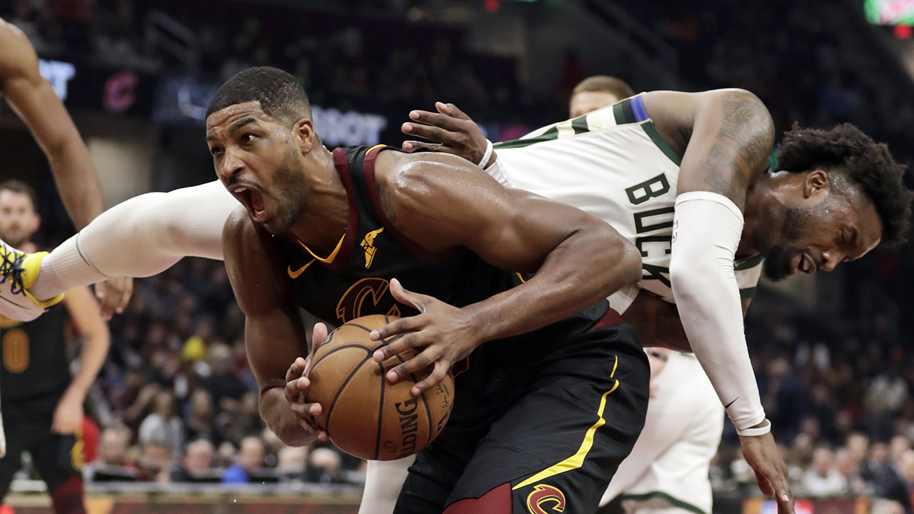 Westlake Legal Group Tristan-Thompson Tristan Thompson defends Cavaliers coach John Beilein from detractors: 'I'll pull up on 'em right now' Ryan Gaydos fox-news/sports/nba/cleveland-cavaliers fox-news/sports/nba fox news fnc/sports fnc f3c0ed75-c229-52d0-a23b-a9bd417a9b96 article