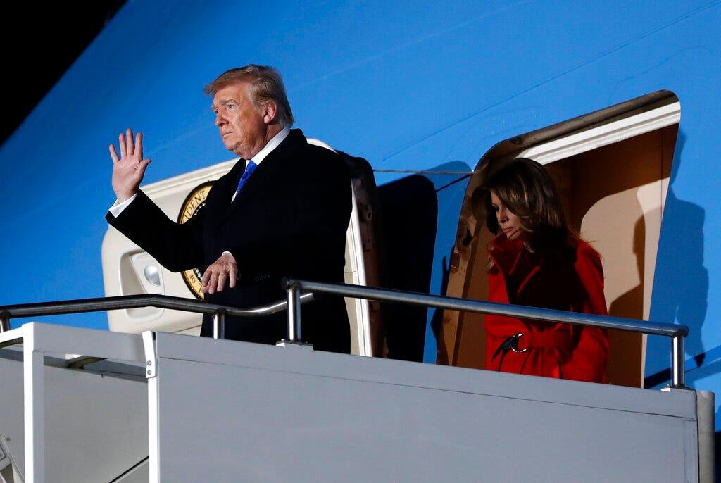 ハウス民主党公開impeachment ーポレートブランドとし、様々な切り札とNATOのリーダー