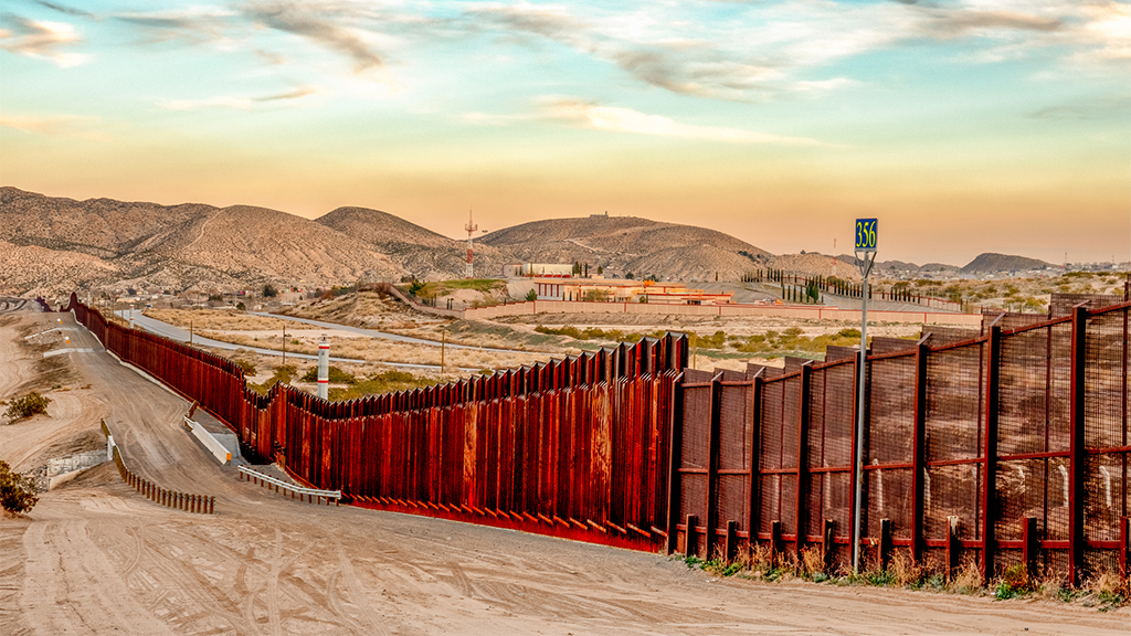 Westlake Legal Group US-Mexico-Border-iStock Marine arrested for alleged human smuggling after Chinese woman found in car trunk Louis Casiano fox-news/world/world-regions/china fox-news/us/us-regions/west/california fox-news/us/immigration fox-news/us/crime fox-news/tech/topics/us-marines fox news fnc/us fnc article 2bf2450d-3cca-5c7e-9821-8ff497e85c63