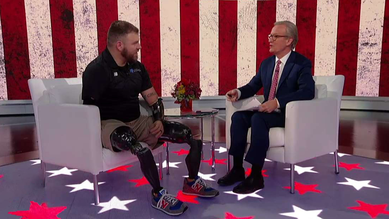 Don't say this to some disabled veterans, quadruple amputee 'recalibrated warrior' asks