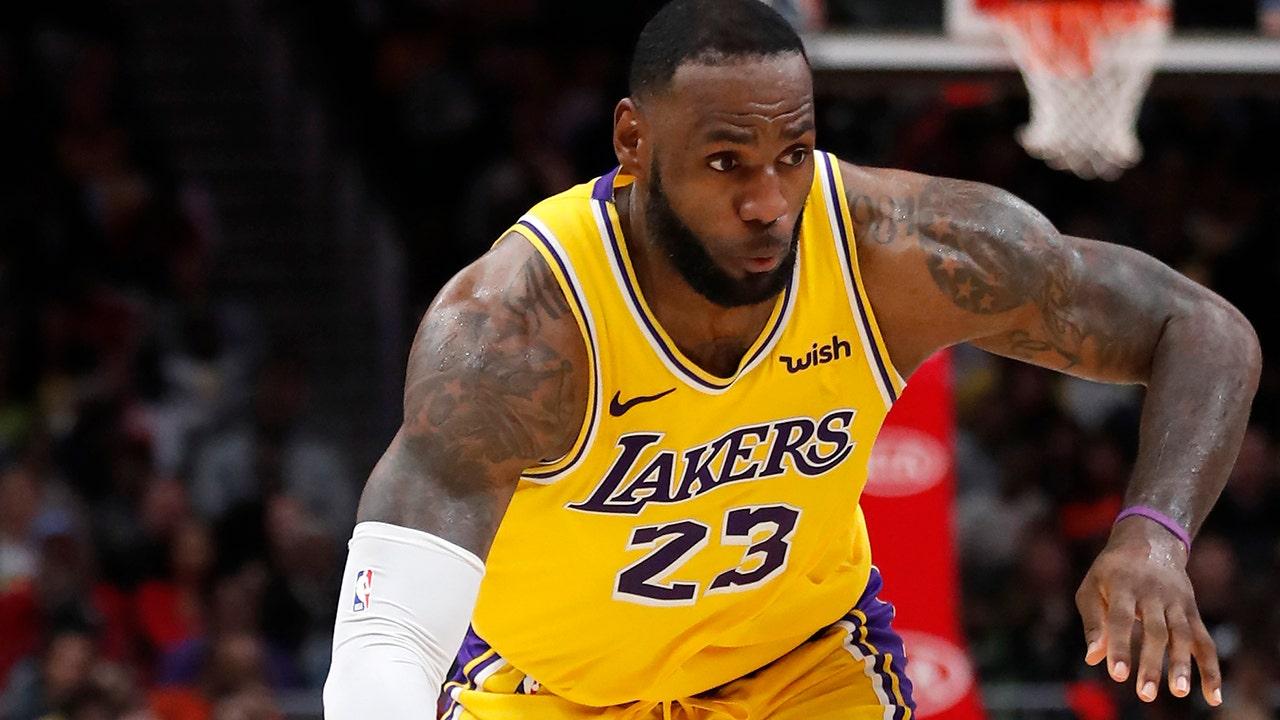 Fan wirft Schmutz auf LeBron James' Sohn, NBA-superstar nennt es