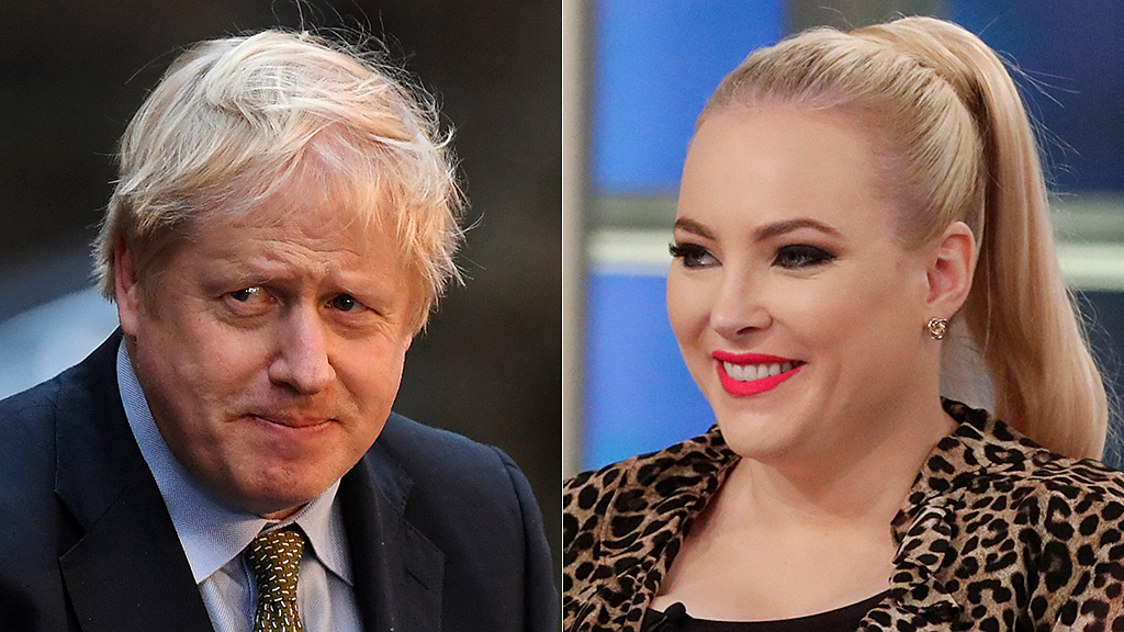Westlake Legal Group boris-johnson-meghan-mccain-AP-ABC Meghan McCain on Boris Johnson's win: Brexit was a 'tea leaf' to read before Trump beat Clinton Sam Dorman fox-news/world/world-regions/united-kingdom fox-news/world/world-regions/europe/brexit fox-news/politics/elections fox-news/politics/2020-presidential-election fox-news/person/meghan-mccain fox-news/entertainment/the-view fox news fnc/media fnc article 33a29c2c-5c3c-5948-af85-4e5aec188ade