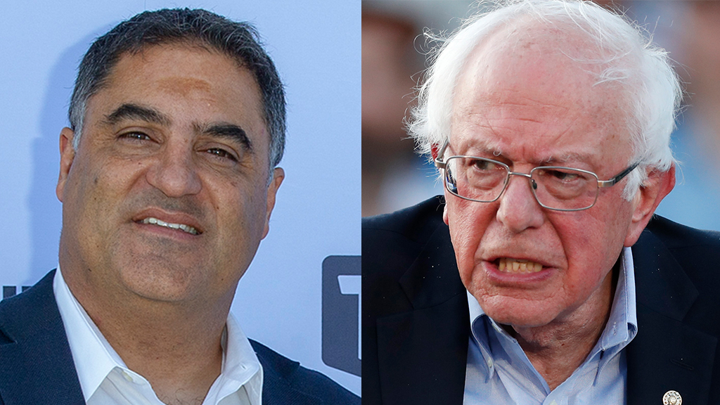 Cenk Uygur says he won't accept endorsements anymore after Sanders backlash