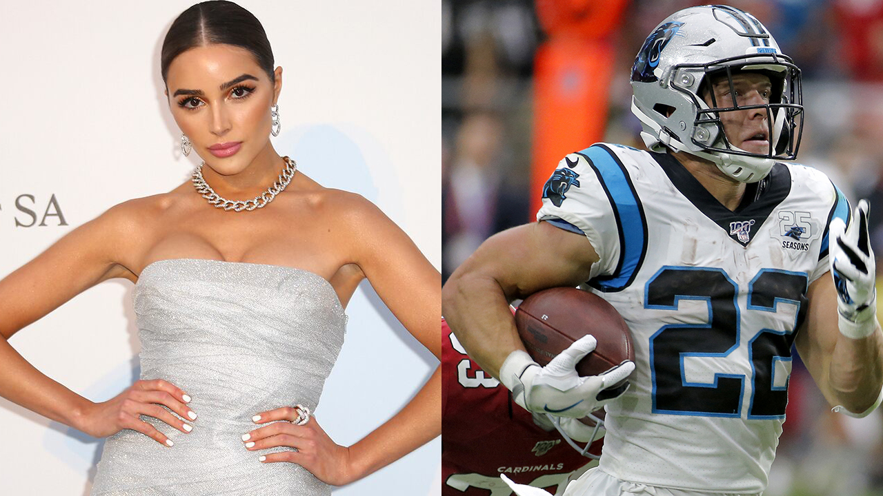 Olivia Culpo says Christian McCaffrey relationship is going 'really great'