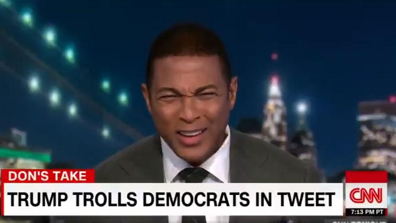Westlake Legal Group don-lemon-trump-thanos CNN's Don Lemon blasts Trump-Thanos edit as 'juvenile meme game' fox-news/media fox news fnc/politics fnc Danielle Wallace baa391f1-ee10-50ae-b44d-eac156615499 article