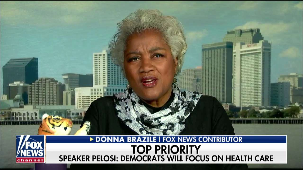 Westlake Legal Group donna-brazile- Donna Brazile: Democrats will focus on health care in 2020 Talia Kaplan fox-news/shows/americas-newsroom fox-news/politics/senate/democrats fox-news/media/fox-news-flash fox-news/health fox news fnc/media fnc cd1bfc42-85fd-51f9-bdf3-6216c32f3c64 article