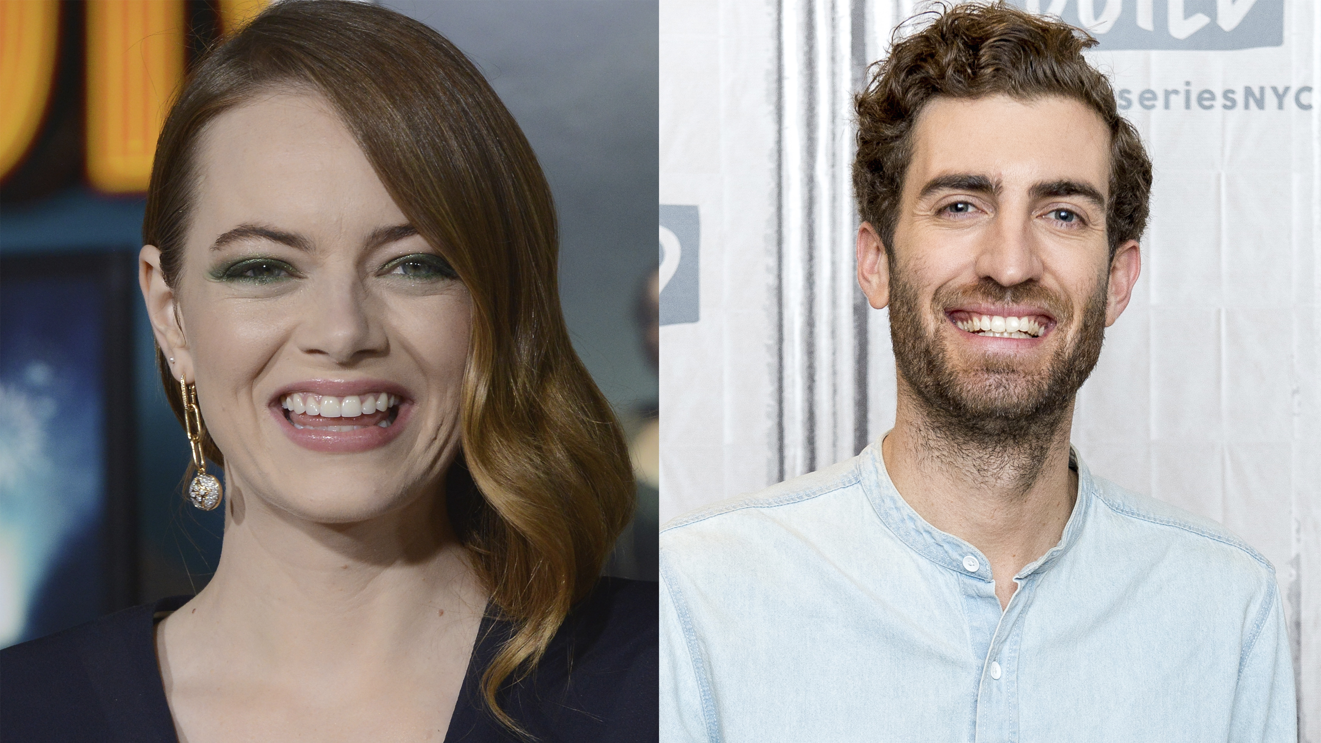 Emma Stone engaged to 'SNL' writer-director Dave McCary