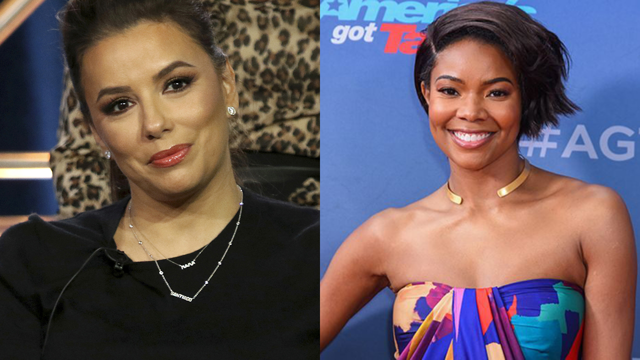 Eva Longoria shows Gabrielle Union support over 'AGT' departure