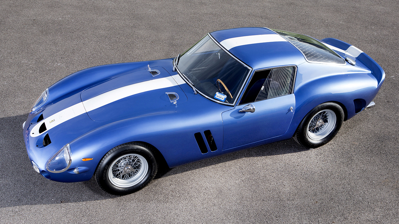 Lawsuit says $44M Ferrari 250 GTO is missing a part