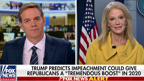 Westlake Legal Group hemmerconway Conway: No 'brighter contrast' than Dems holding impeachment hearing with Trump at NATO summit fox-news/shows/americas-newsroom fox-news/politics/trump-impeachment-inquiry fox-news/media/fox-news-flash fox news fnc/media fnc David Montanaro article 04a16341-bc96-5f95-bedb-593895c499fe
