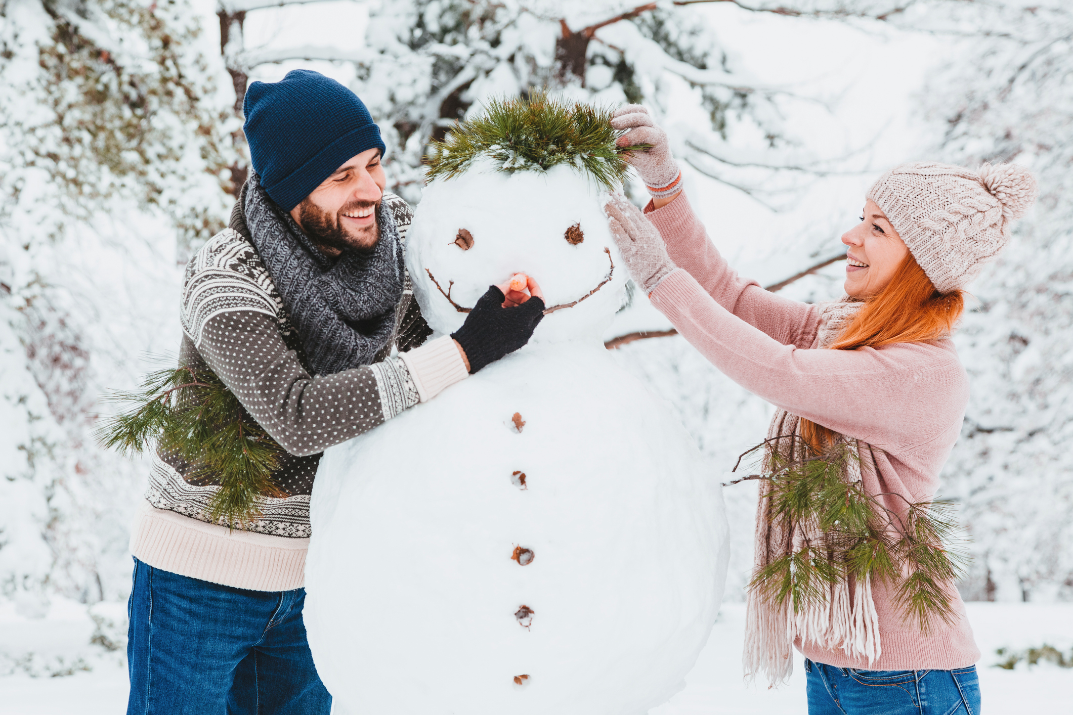 'Snowmanning' is winter's heartbreaking new dating trend