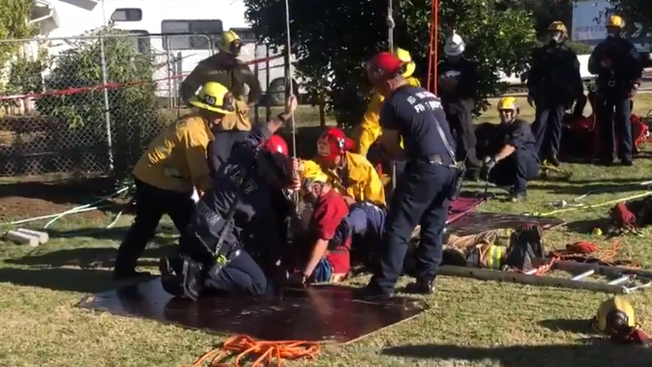 Westlake Legal Group lagunarescue-victim California firefighters rescue man, 87, who fell down 25-foot well Robert Gearty fox-news/us/us-regions/west/california fox news fnc/us fnc f2277a3c-70c3-538f-a66f-9e14fb0e652a article