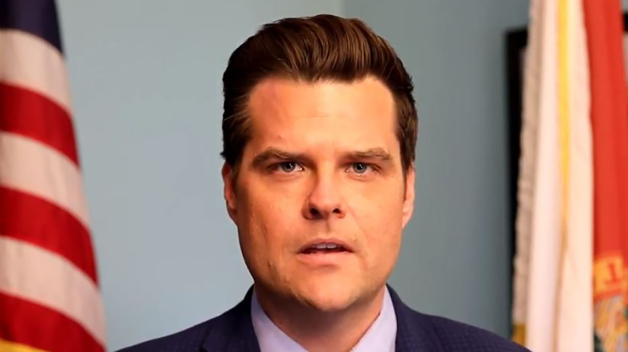 Westlake Legal Group matt-gaetz1 Matt Gaetz calls Pensacola shooting 'terrorism,' says 'extreme vetting' needed for foreign nationals on US bases fox-news/world/terrorism fox-news/us/us-regions/southeast/florida fox-news/us/military/navy fox-news/us/military fox-news/us/crime/homicide fox-news/politics/executive/homeland-security fox news fnc/us fnc d121565d-5934-52c4-ba5d-6d9c8f99ad98 Brie Stimson article