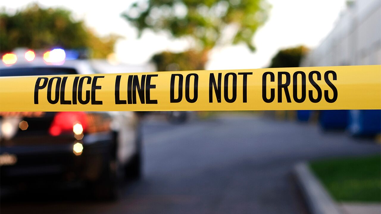 Westlake Legal Group police-line Damaged car leaks trail of stolen pot after striking police car: cops Jack Durschlag fox news fnc/us fnc article a0fb43b8-6619-5b63-b6df-866a8fff7f9e