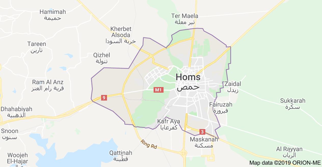 Suriah mengatakan kemungkinan serangan pesawat tak berawak menghantam 3 minyak, gas fasilitas