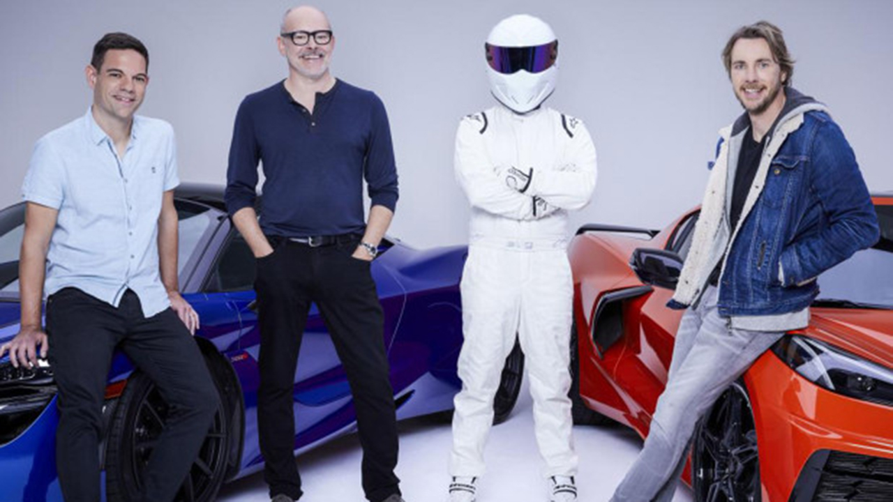 'Top Gear America' returning with actors Dax Shepard and Rob Corddry