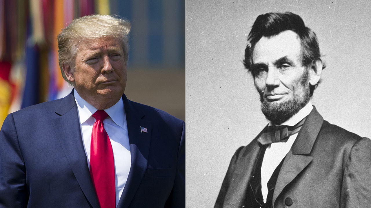 Trump preferred Lincoln by the Republican party: polls