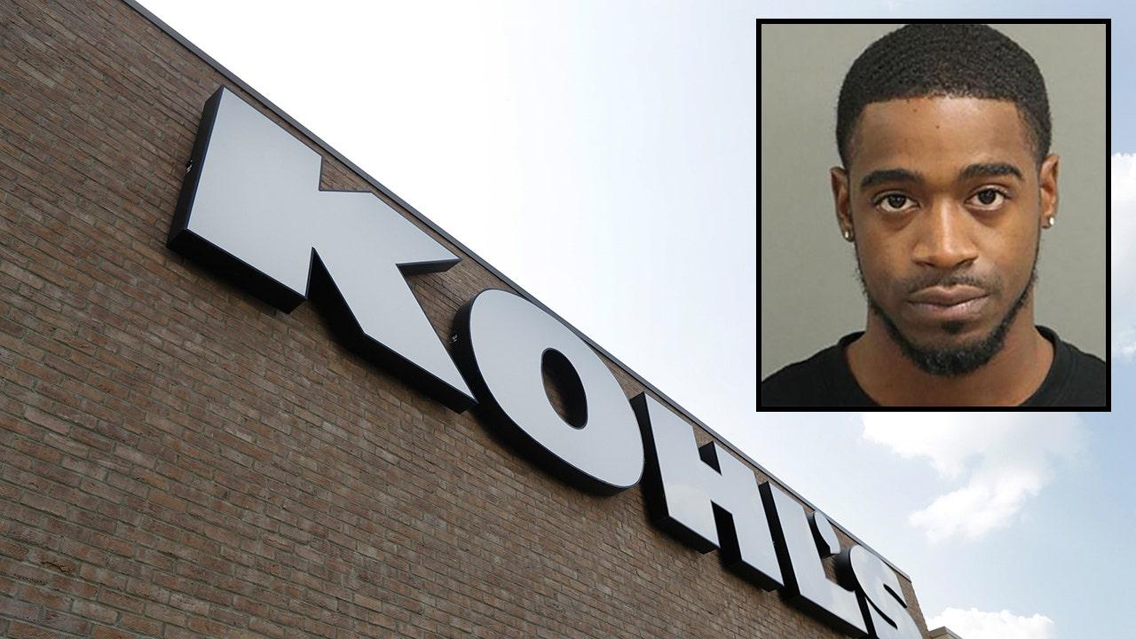 Τη βιρτζίνια συνελήφθη με την Μαύρη παρασκευή, αφού βρέθηκε γυμνή στο Κολ πάρκινγκ, αστυνομία