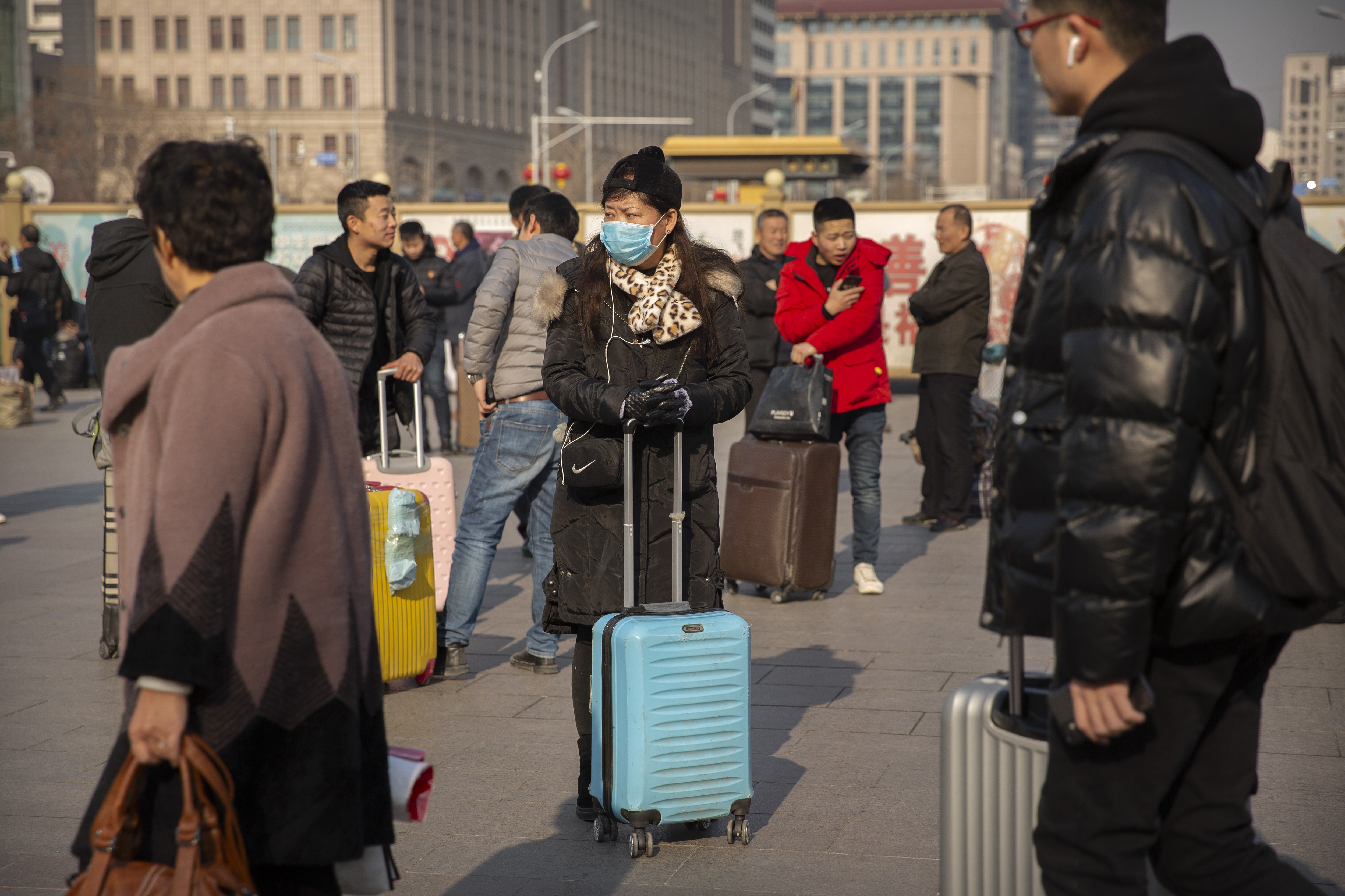 Westlake Legal Group 18dd5f1d-coronavirus_AP China counts sharp rise in coronavirus cases during country's busiest travel time, 2 in Beijing fox-news/health/infectious-disease/outbreaks fnc/health fnc e16928af-9549-5e76-a238-1996e99e205b Associated Press article